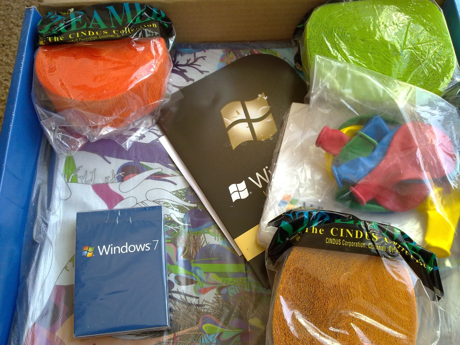 Windows 7 House Party Kit